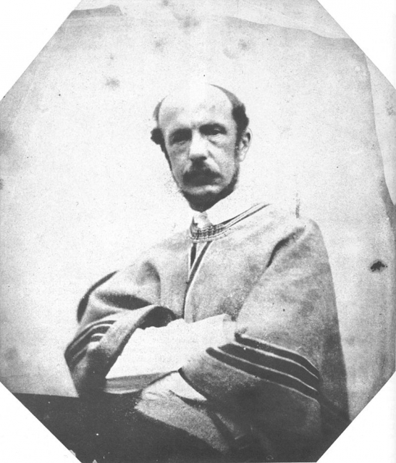 ricio Rugendas en 1852.