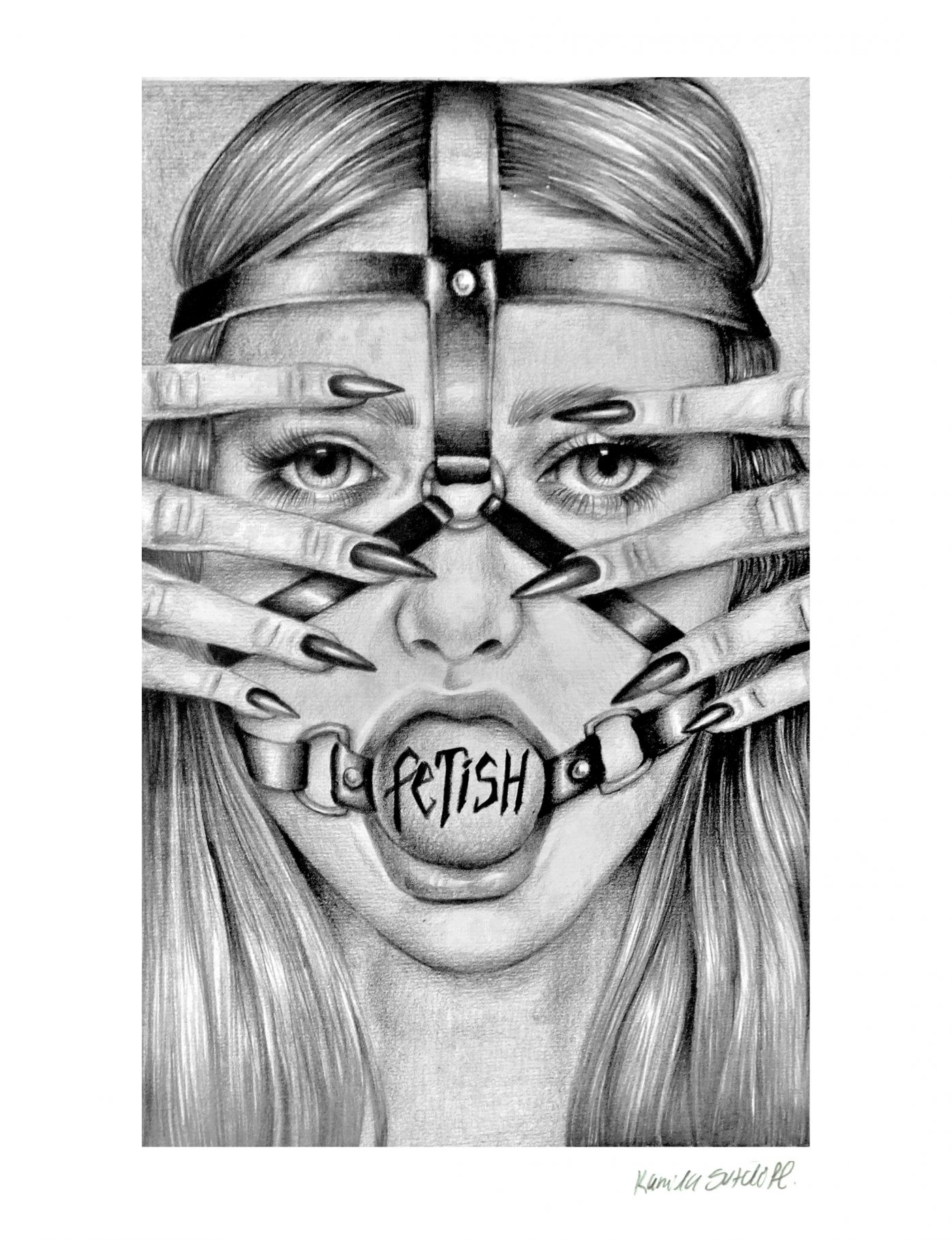 fetish (2018) - Kamila Sutcliff