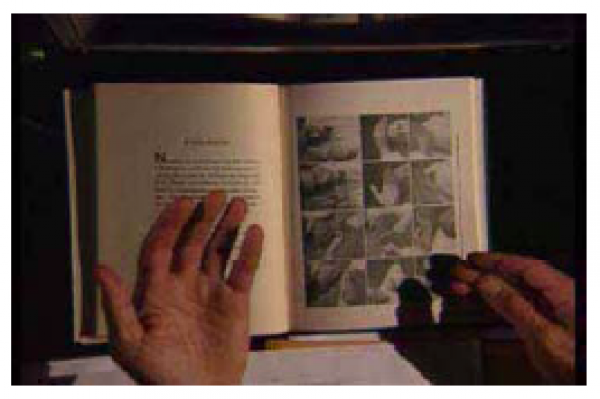 The expression of hands, 1997