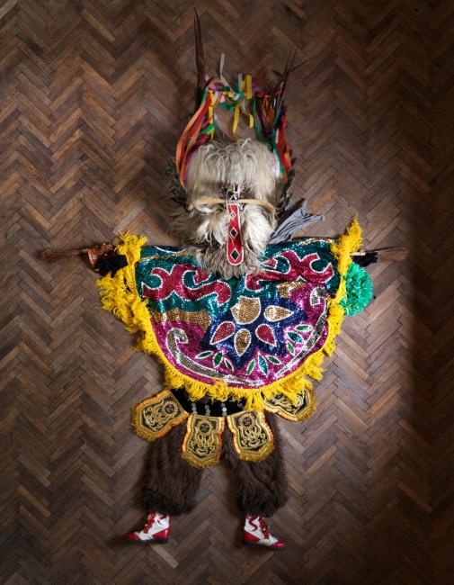 Baphomet: one single birth made incarnate (2017) MGLC Biennale
