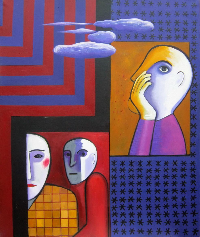 Vienen del Turbio Horizonte (2014) - Hilda Vidal