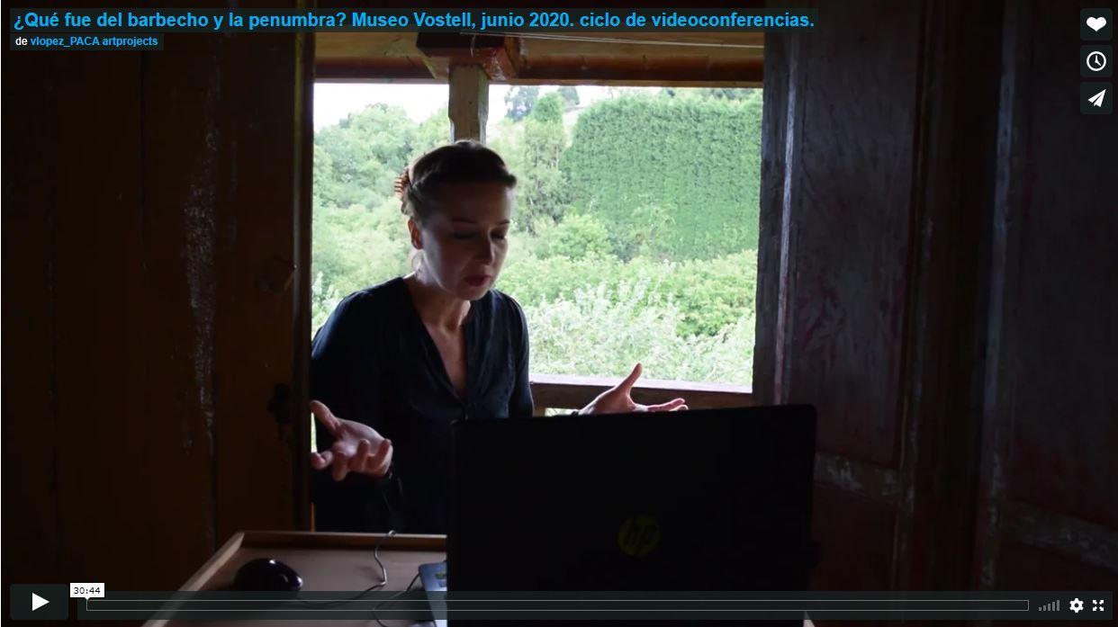 Qué fue del barbecho y la penumbra? (2020) - Virginia López