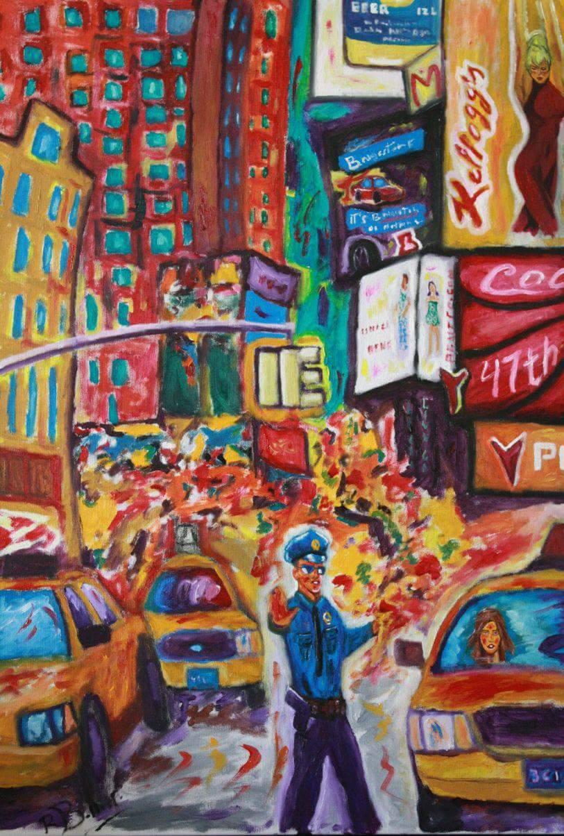 Traffic (2014) - Raul Ballesta Barrera