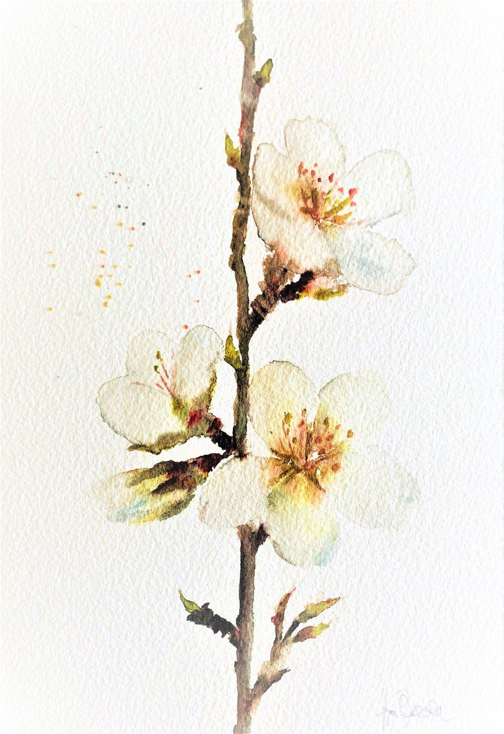 Estoy floreciendo (2021) - Ana Barrera