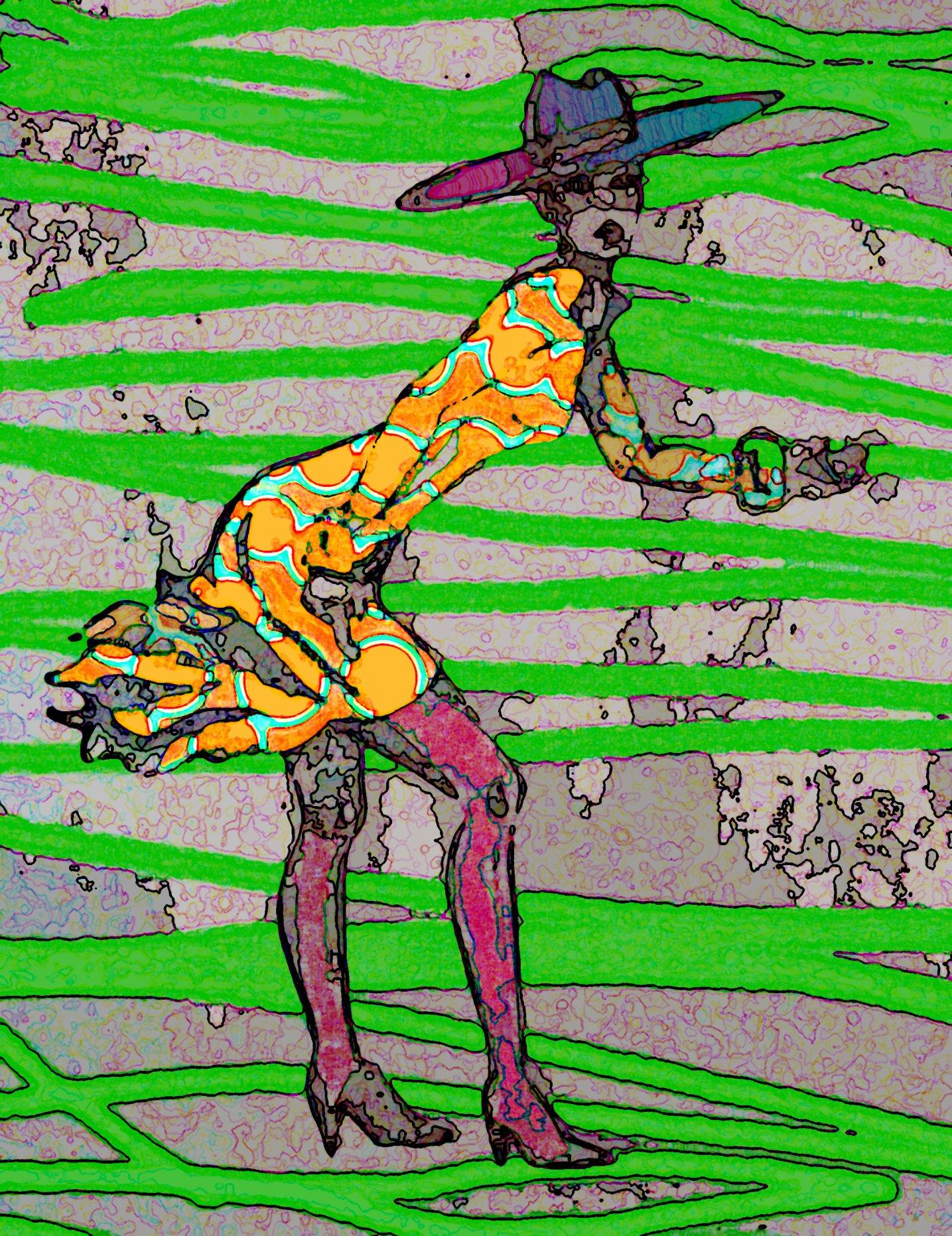 Bailando (2021) - Jorge Santonja Sala - Luis Bonaventura