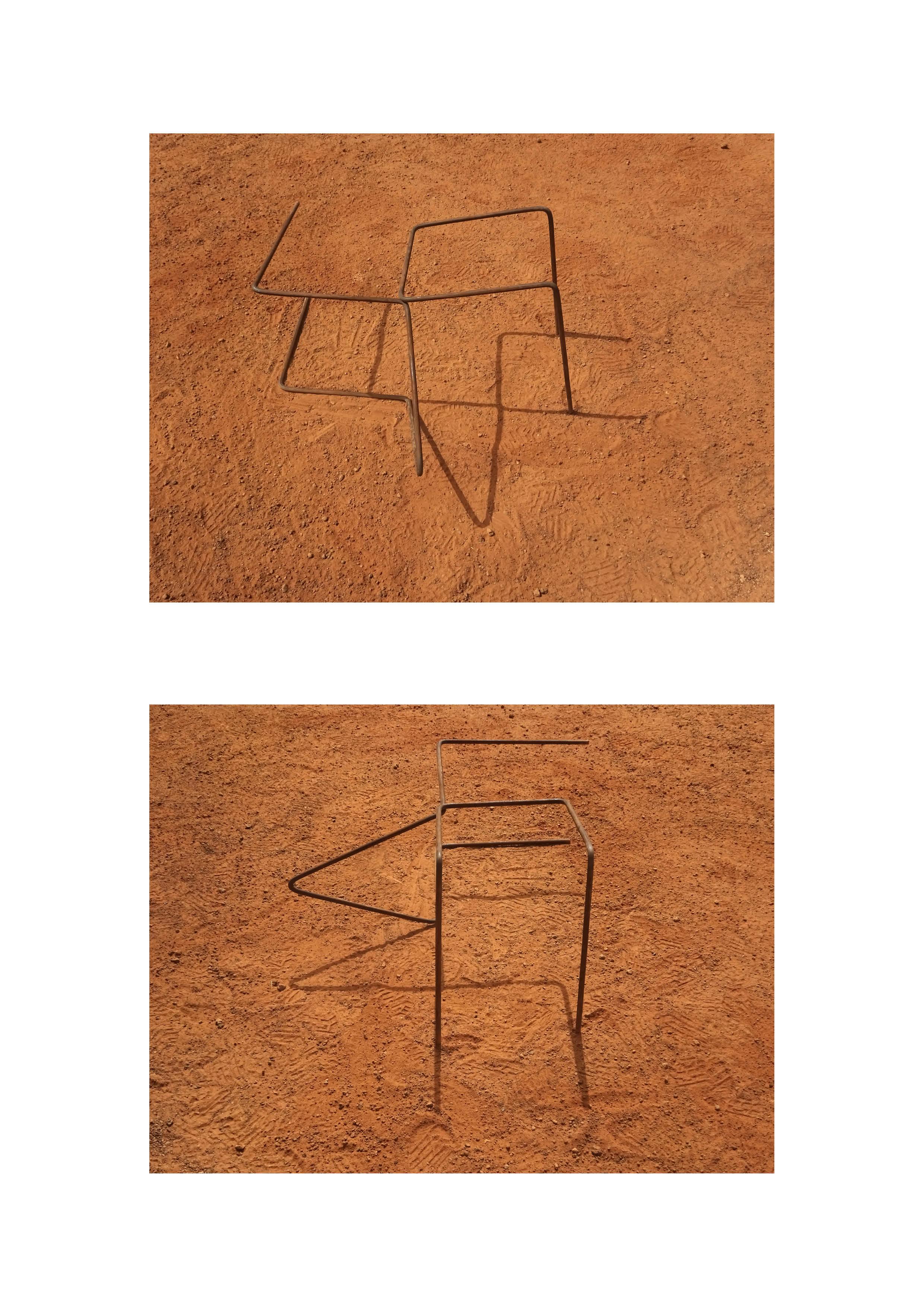 Reiventing a chair (2016) - Diego Sologuren