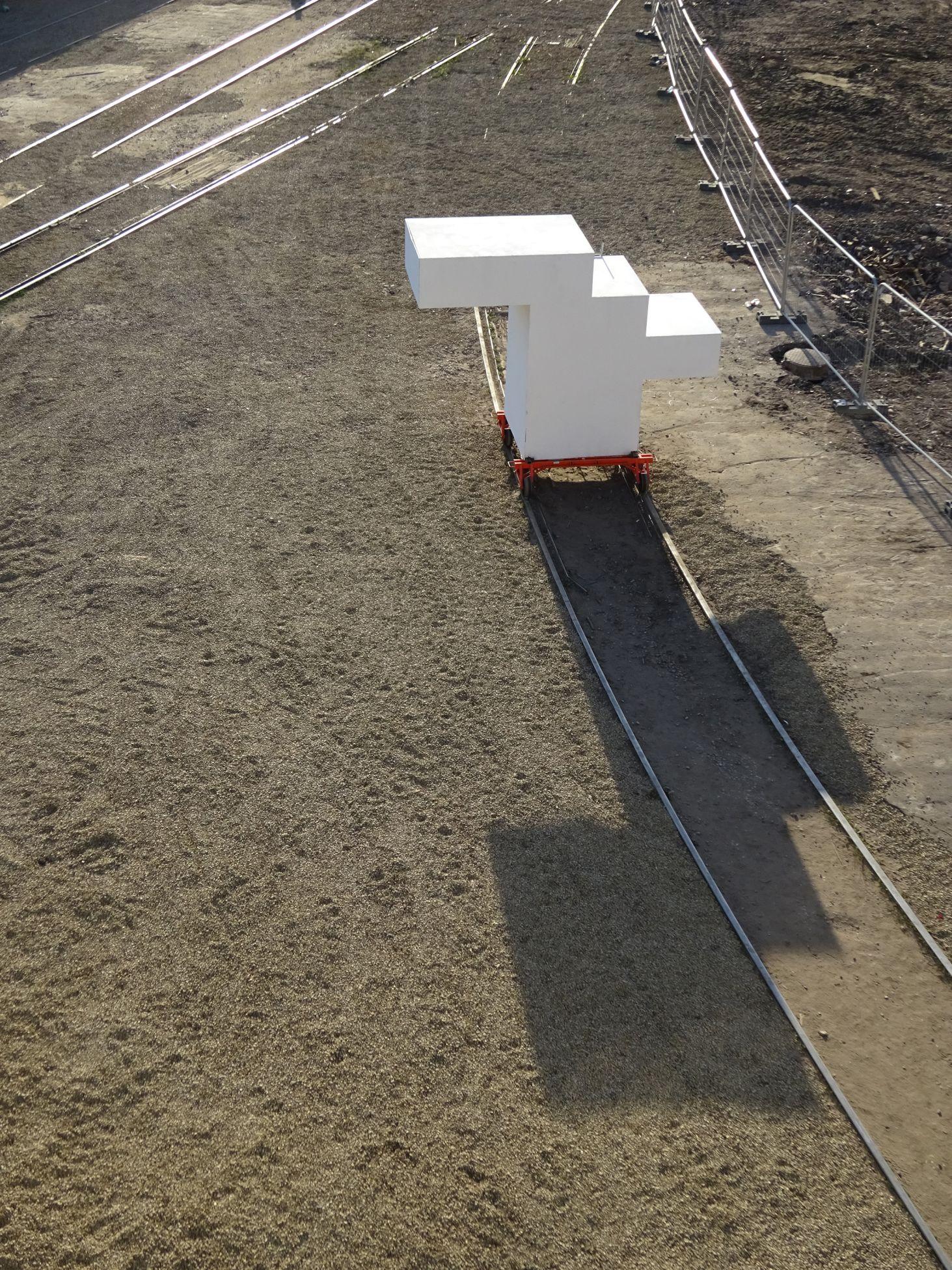 Railway Object (2015) - Diego Sologuren