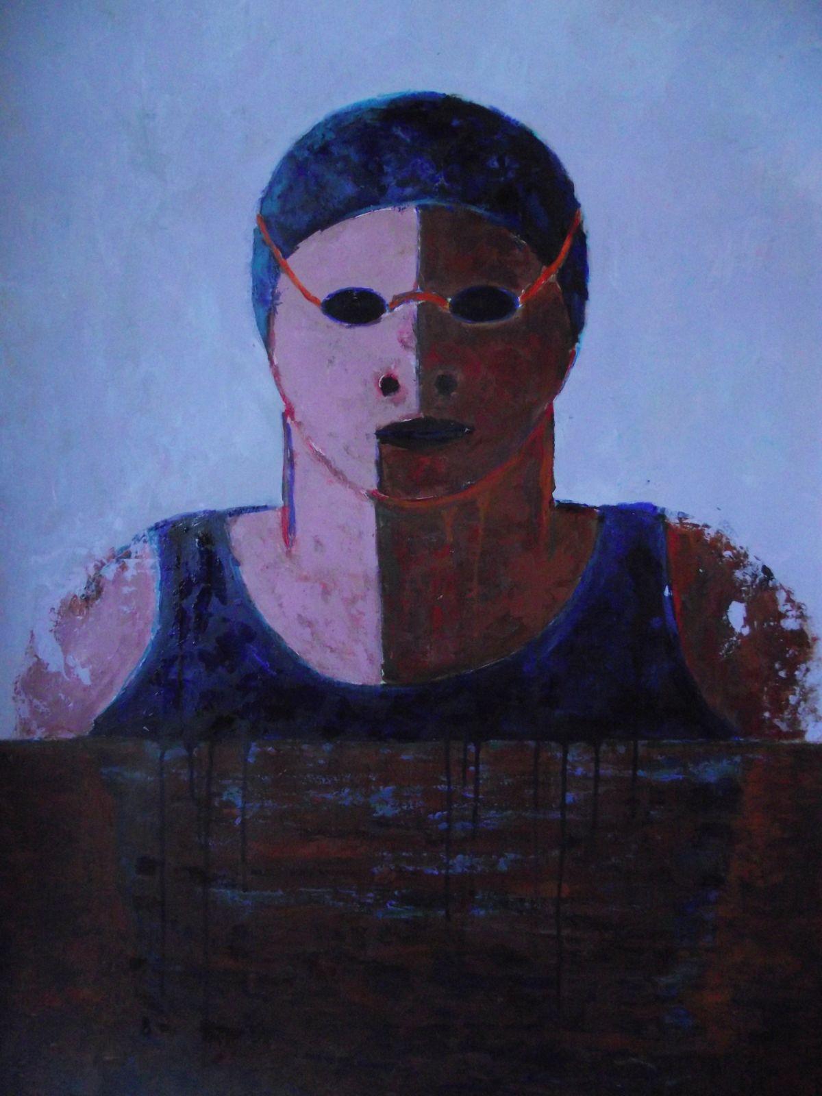 NADADOR NEGRO (2012) - Francisco Serrano Gutierrez - F.Serrano