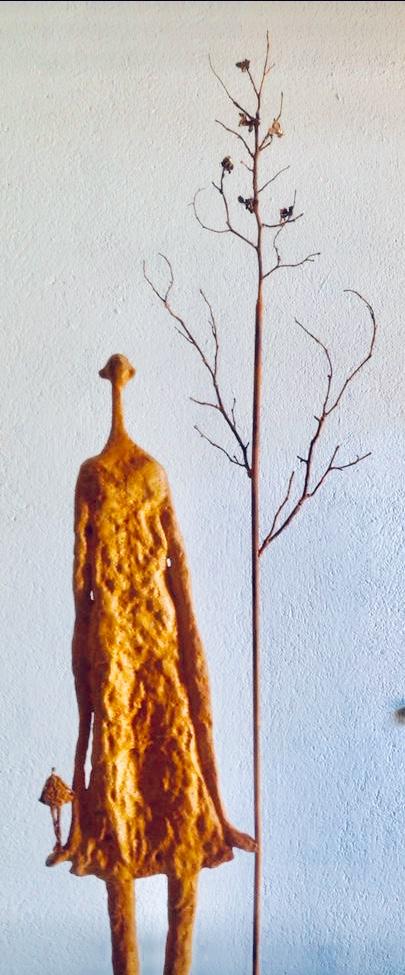 La cuidadora (2015) - Gloria Santacruz