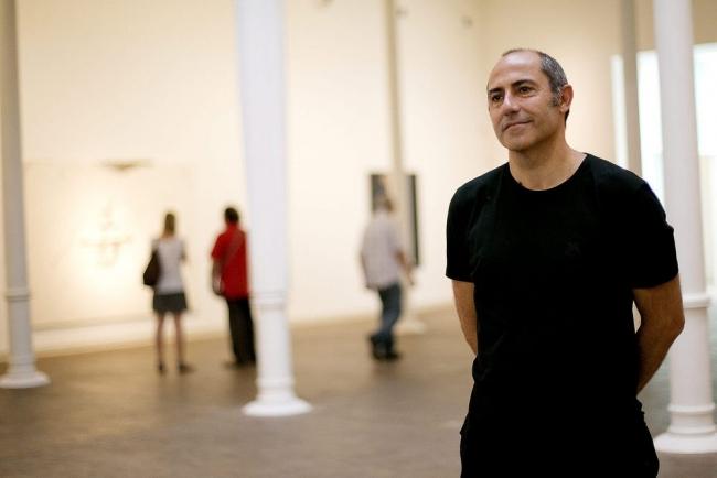 Carles Guerra. Cortesía de la Fundació Antoni Tàpies, Barcelona