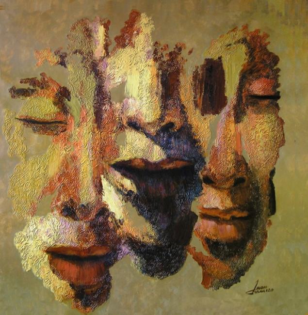 Caminantes, (serie Diaspora)