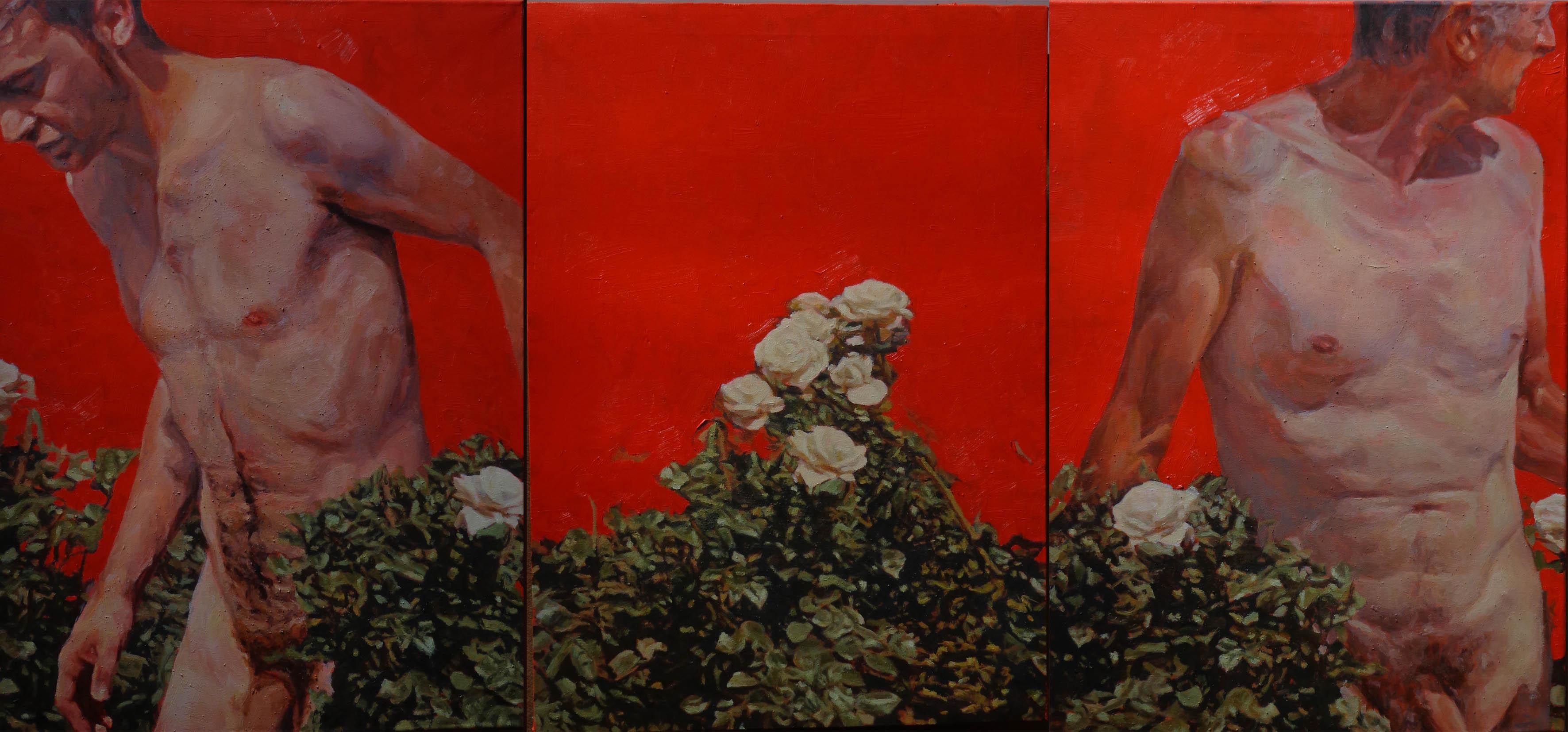 Arreglo Floral n°1 (2018) - Paula Solís Burgos