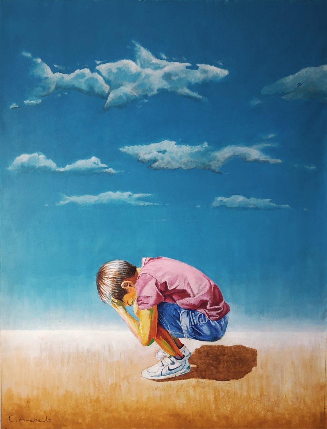 Lucas y la venganza de las nubes (2019) - Carlos Anabeil
