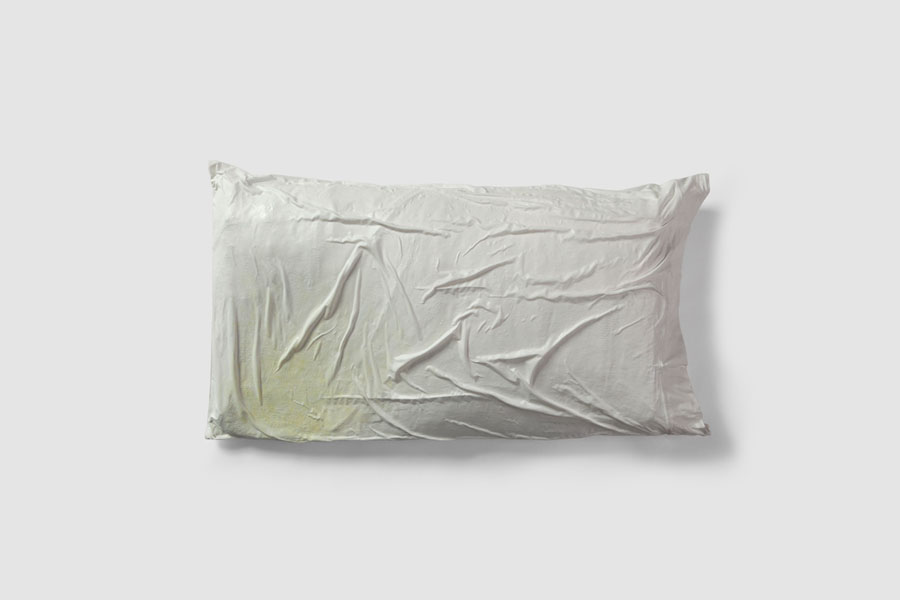Pillow 4: SLIPING AWAY (2012) - Guillermo Del Valle De la Cruz - Del Valle