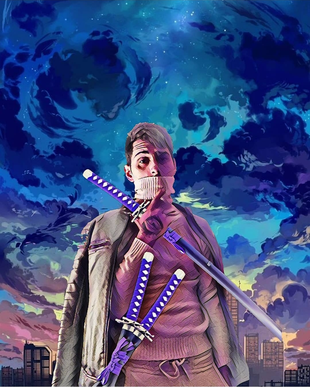 Ingratta katana (2021) - Daniel Diaz - Ingratto