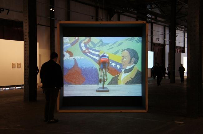 Inercia en 8va Bienal de Mercosur