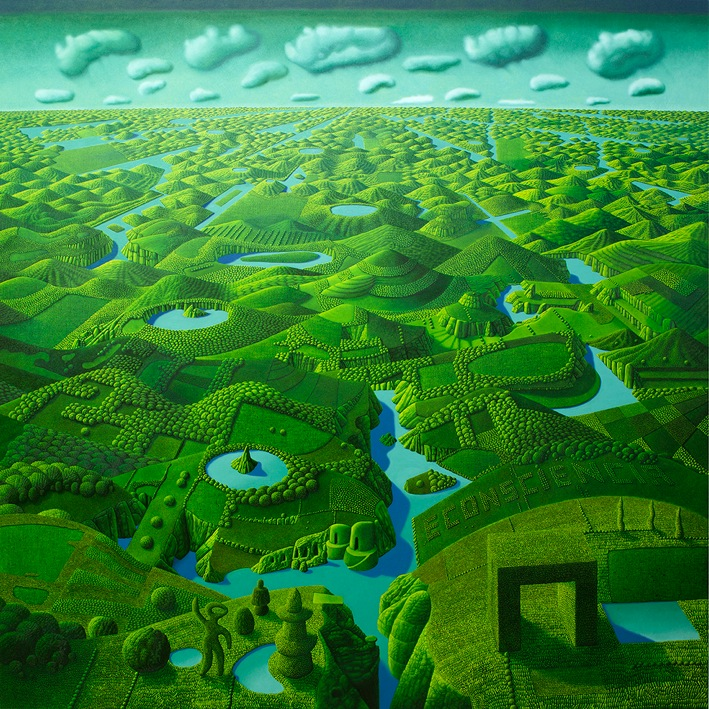 Perspectiva utópica (2015) - Jordi Gispert Pi