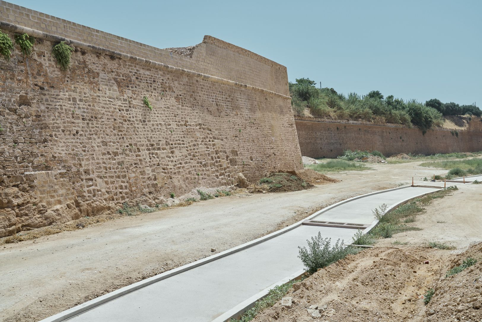 Muralla veneciana (2019) - Iván Cáceres Sánchez