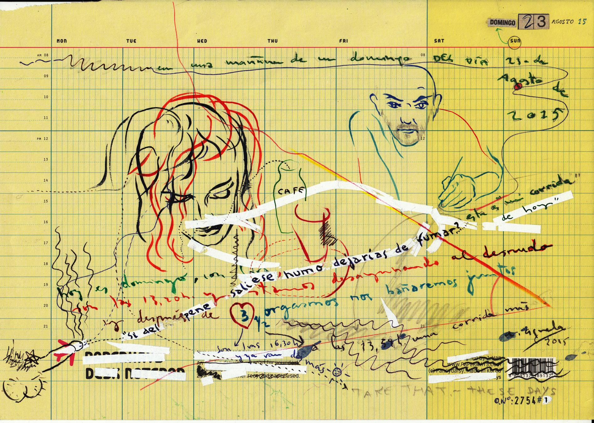 flotaba el humo (2020) - Angel Agrela
