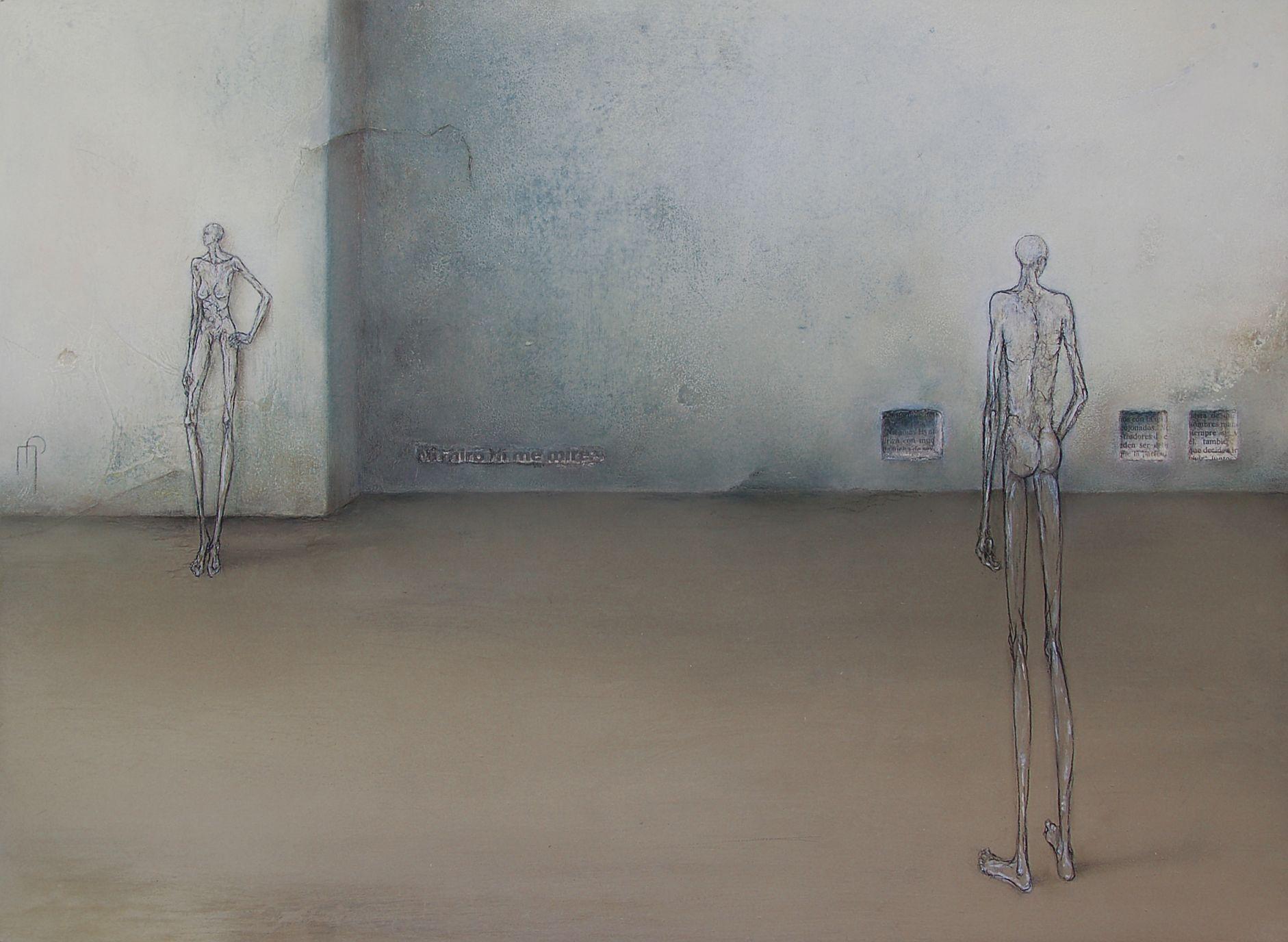 Ni miro ni me mires (2010) - Marleen Pauwels