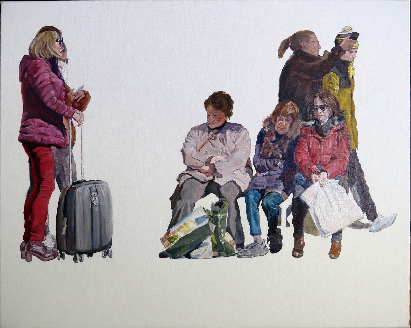 Bajo las bambalinas (2020) - Jesús Manuel Moreno
