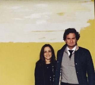 Alberto y Ginette Rebaza