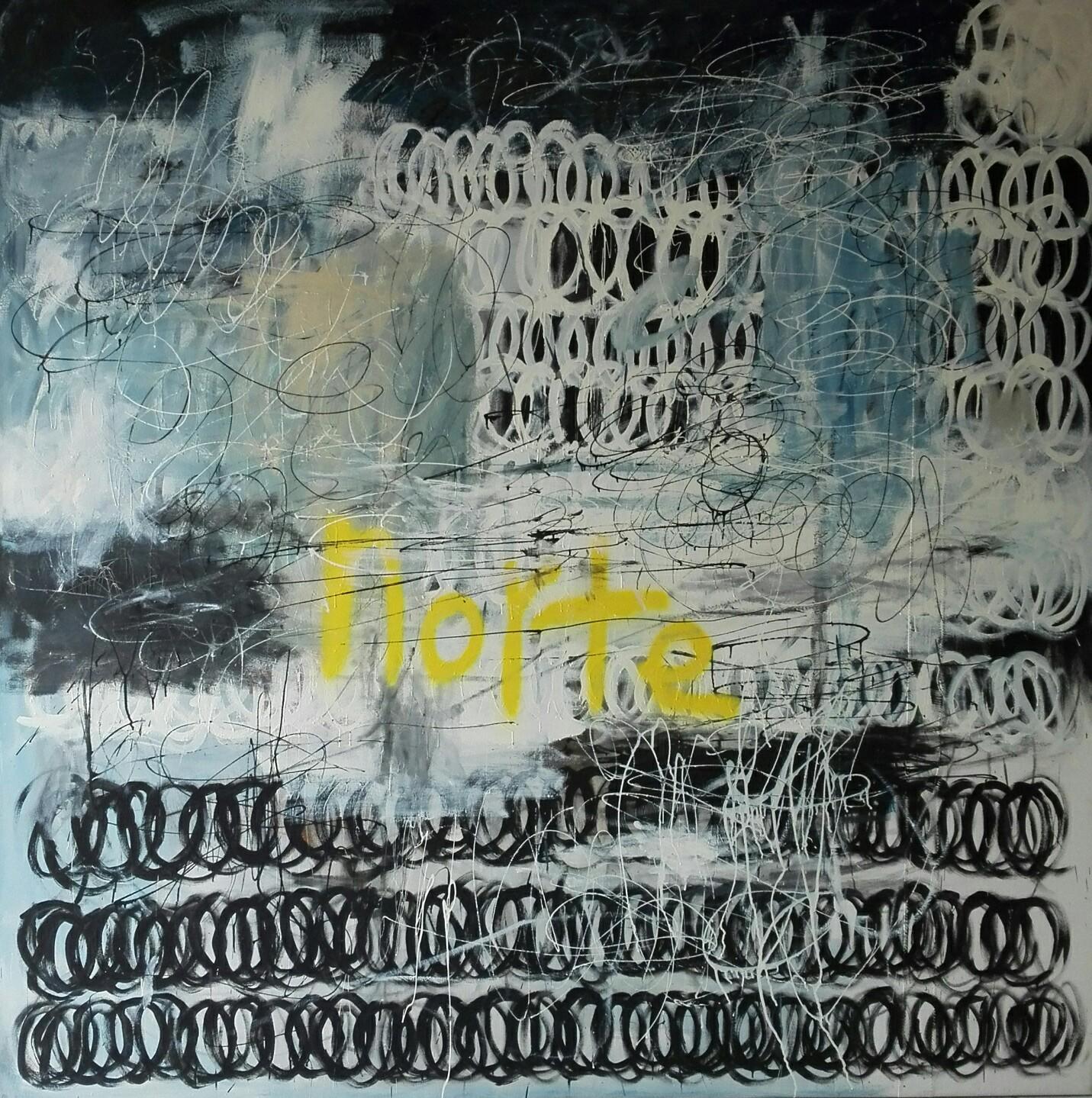 De la serie abecedario (2016) - Julio Parra