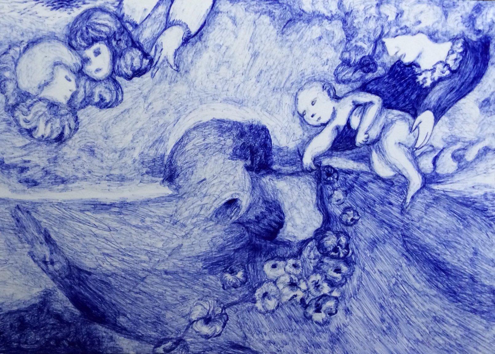 Isadora Duncan me habla 3 (2020) - Consuegra Romero