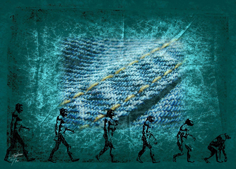 Indigo (2010) - Osvaldo Russo Salles - Digital y con Arte