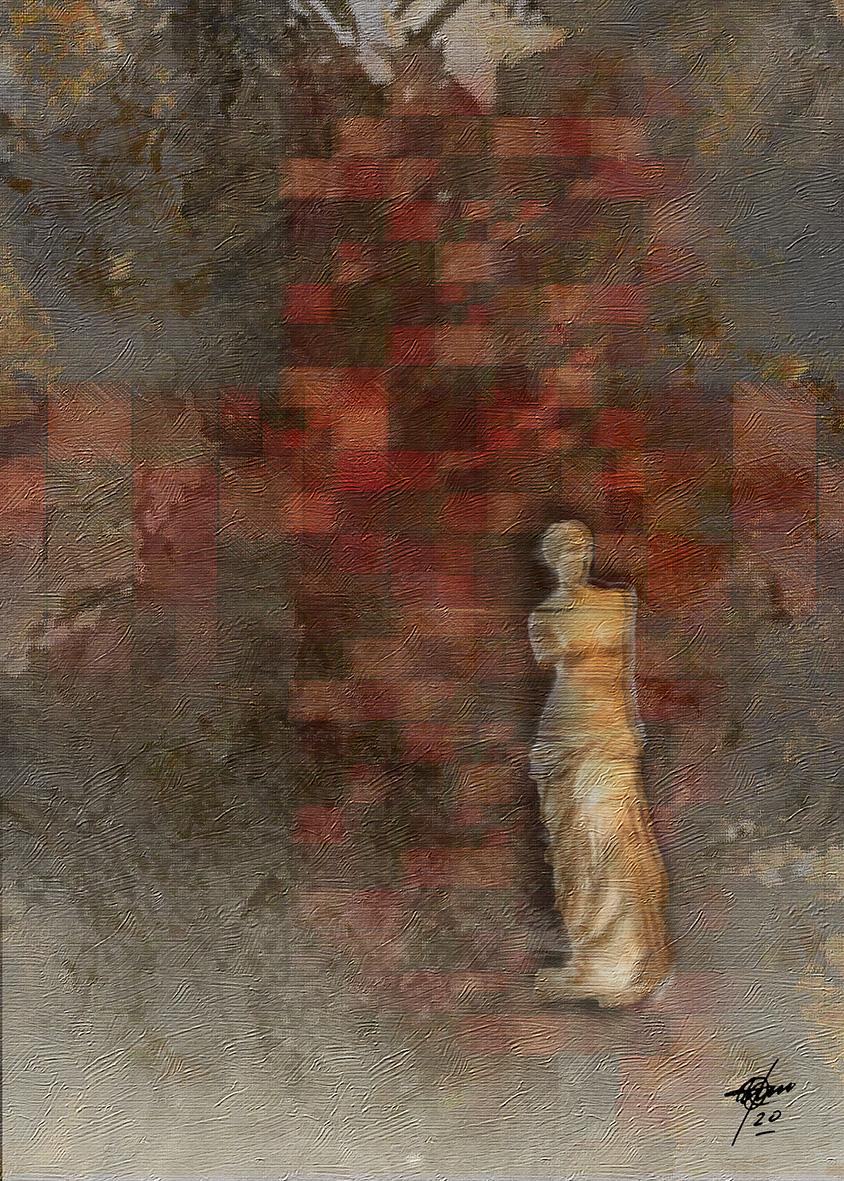 Salsipuedes IV (2020) - Osvaldo Russo Salles - Digital y con Arte