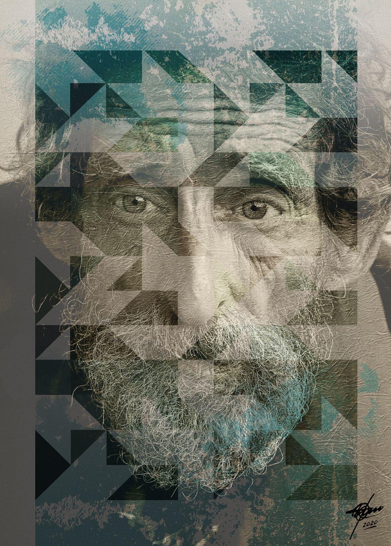 Viejo verde (2020) - Osvaldo Russo Salles - Digital y con Arte