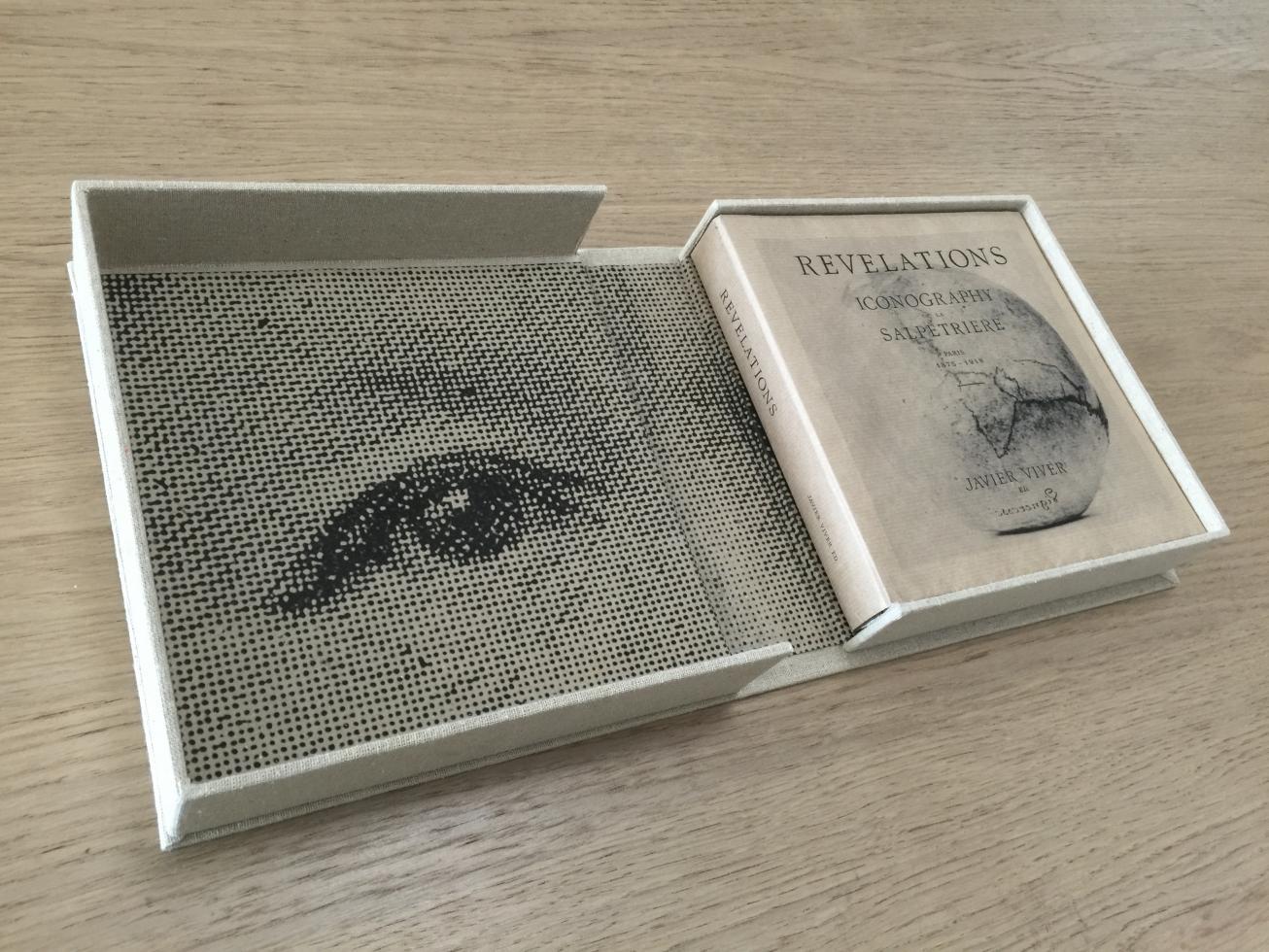 Révélations. Iconographie de la Salpetriere. Edición en caja. (2014) - Javier Viver