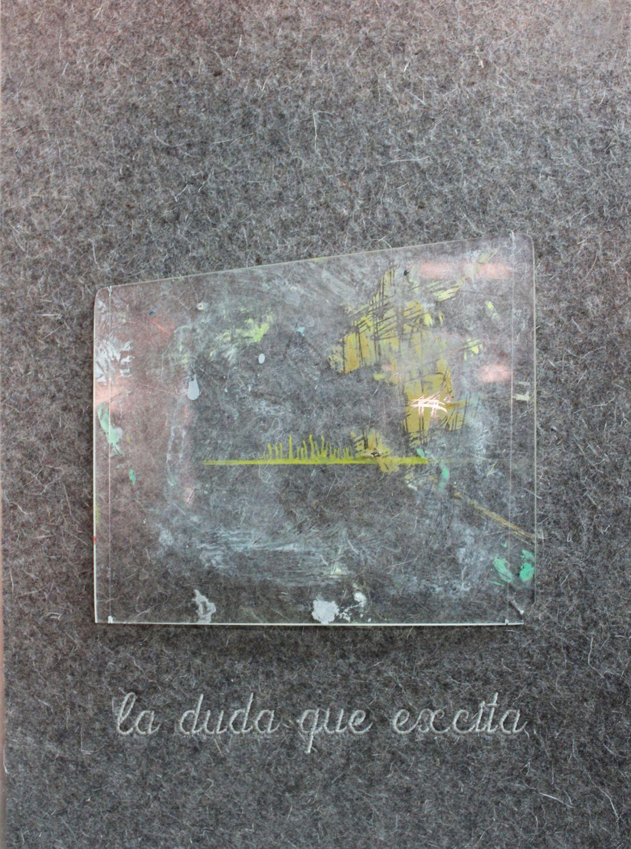 la duda que excita I (2017) - Magda Arnaud