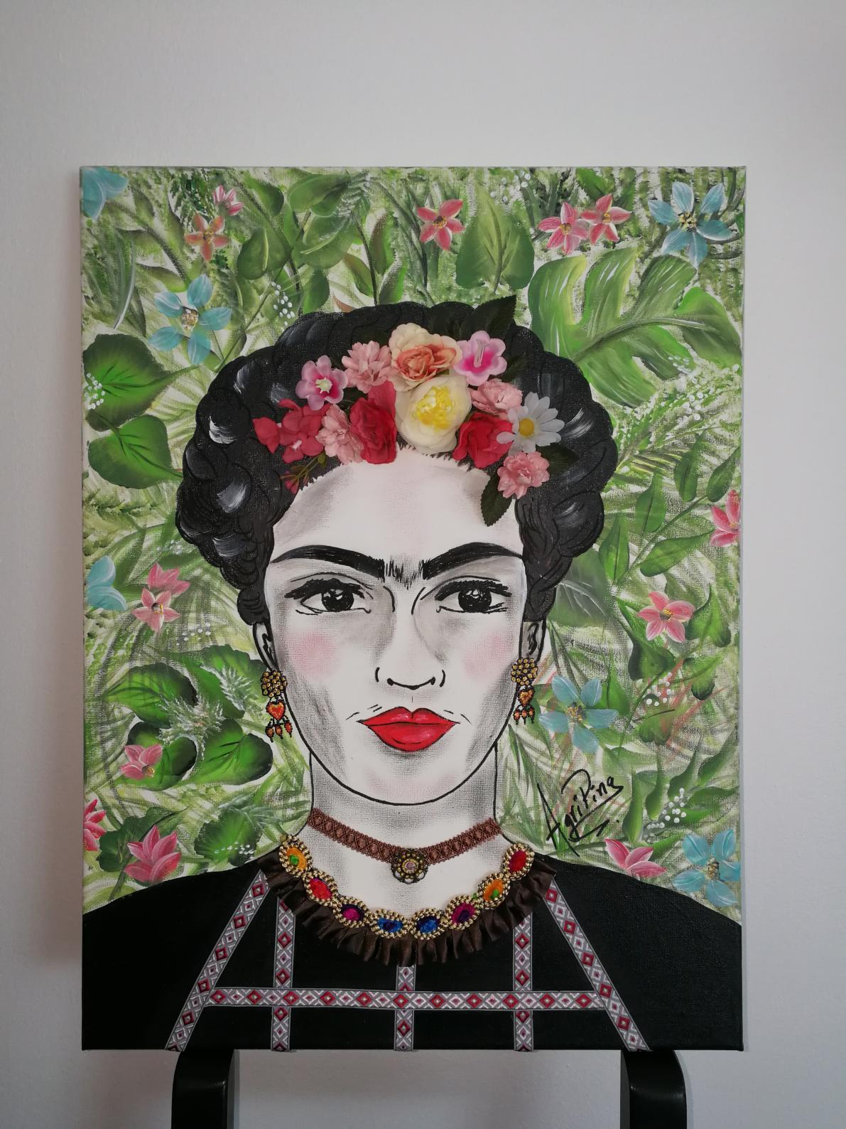 Coqueteria de Frida