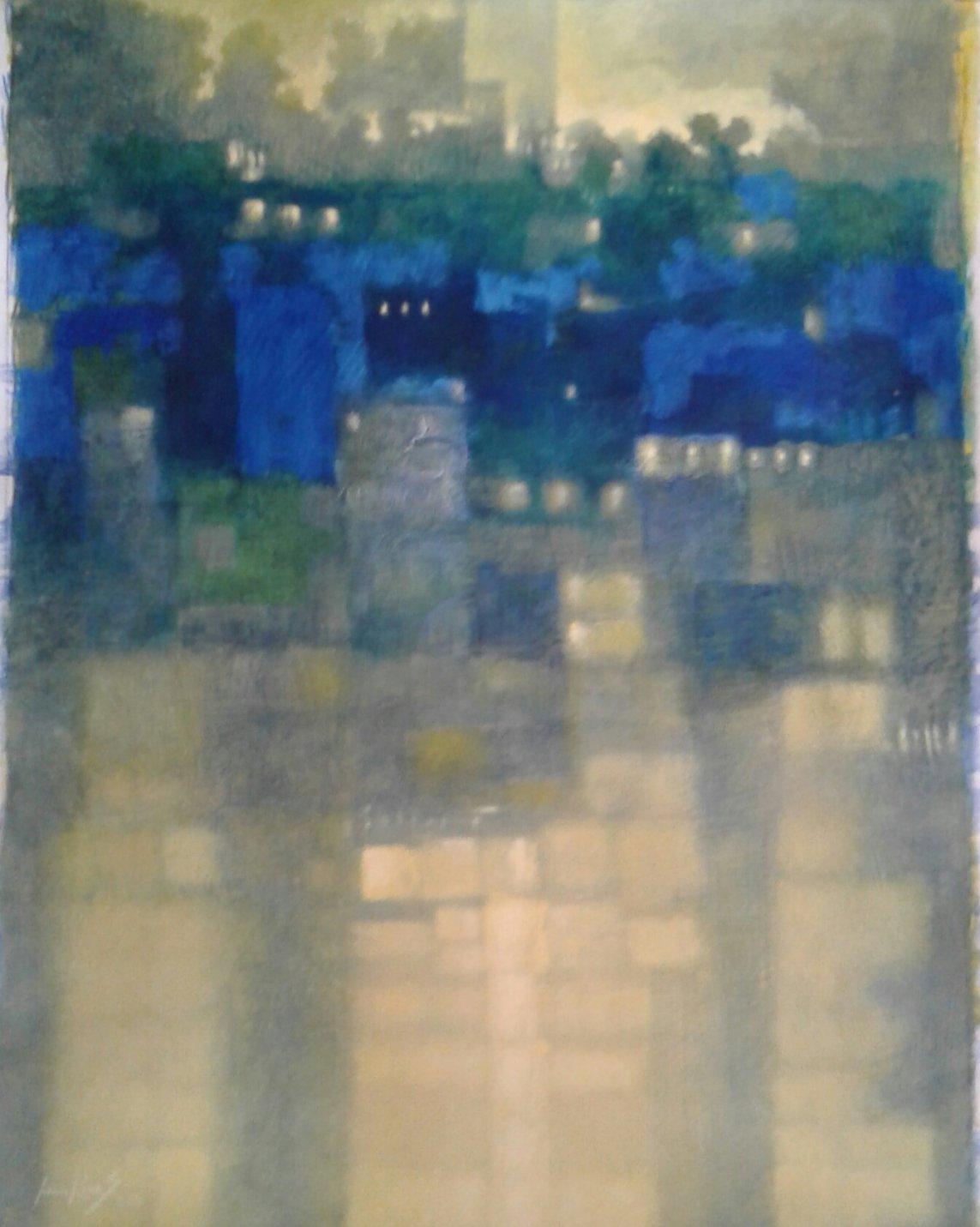 Memorias de un paisaje 2 (2014) - Juan Rivas Alfaro