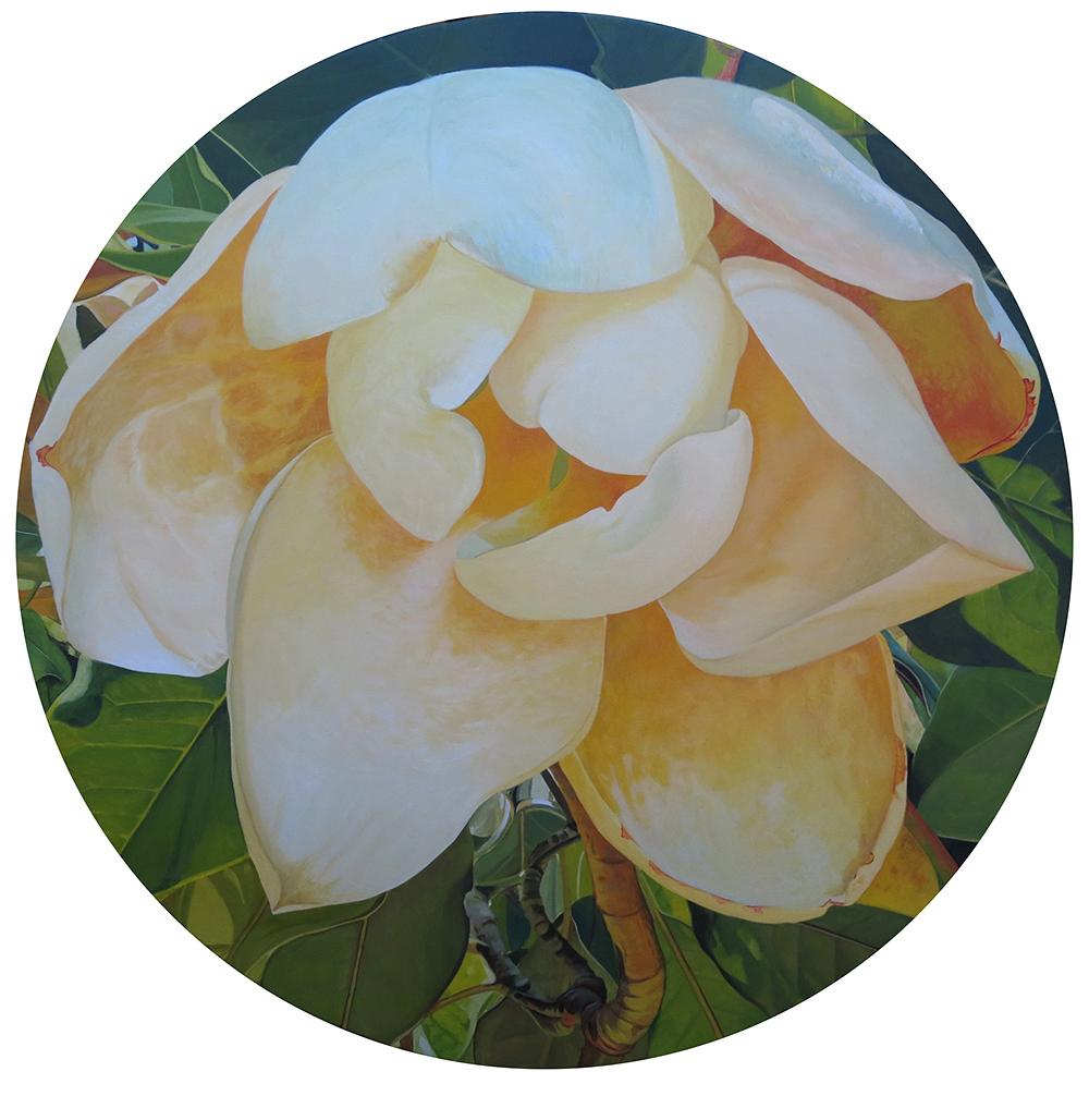 """""""Magnolia"""" (2016) - Carmen Varela González"""