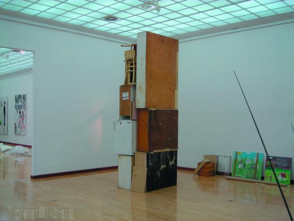 Kitchen, 2007