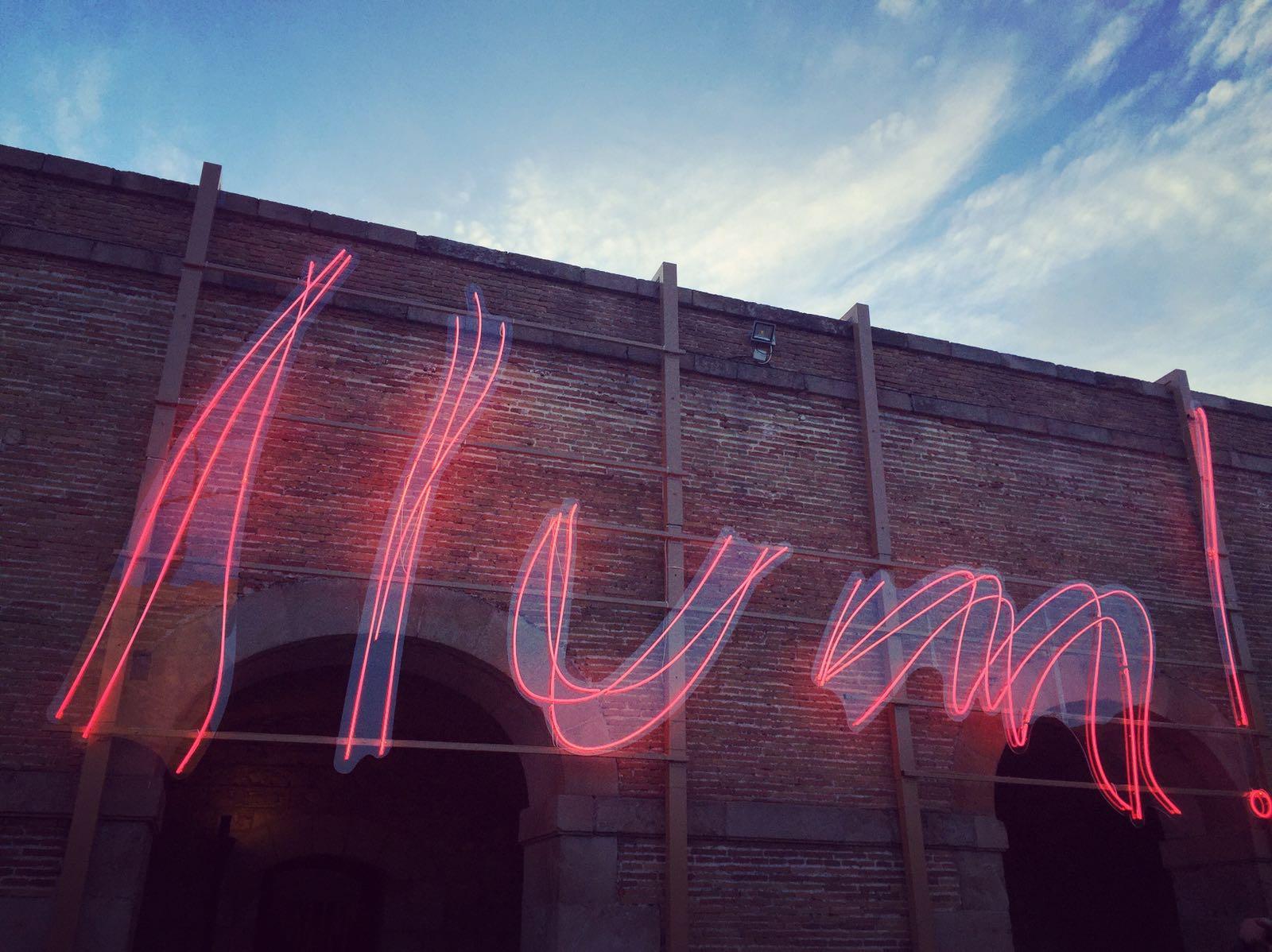 LLUM! (2017) - Francesca Llopis Planas