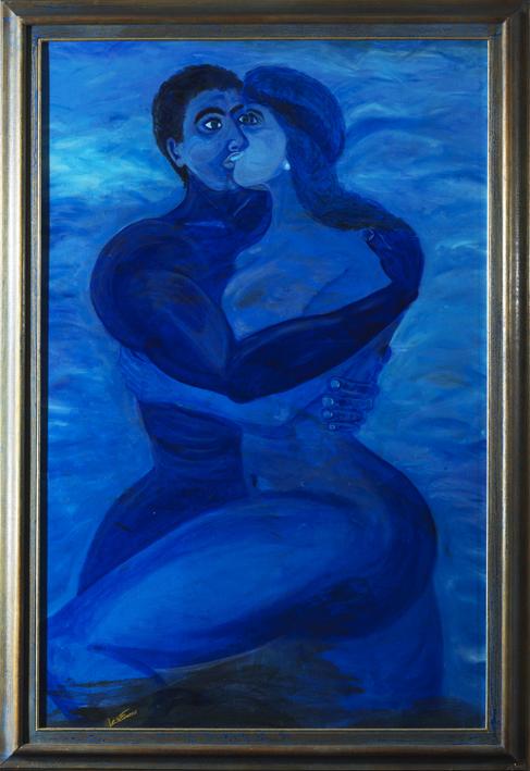 Azulado (1999) - José Leo Erazo Soler - Leo Erazzo