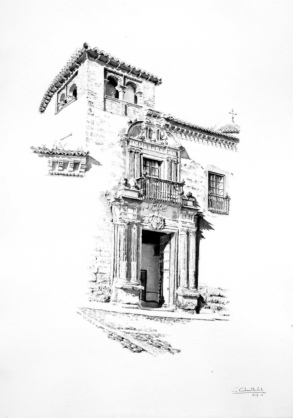 Palacio Mondaron (2017) - Carlos Chauderlot Cortes - Charles CHAUDERLOT
