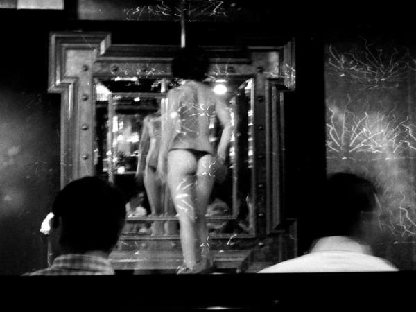 Tokyo blur #40, 2013 (serie Tokyo blur)