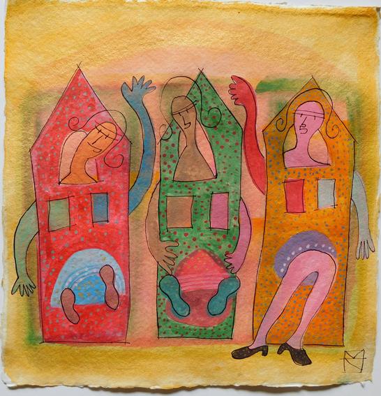 Dones de casa (2016) - Montse Vives