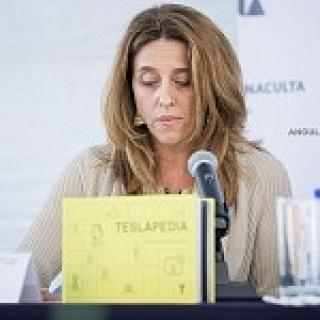 Elena Navarro. Cortesía Conaculta
