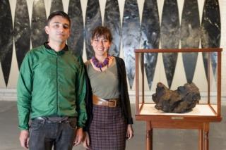 David Quiroga y Lina Mazenett