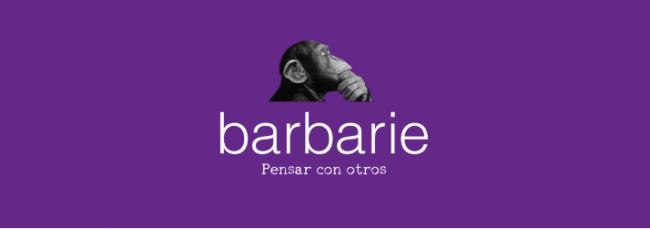 Barbarie-pensar con otros