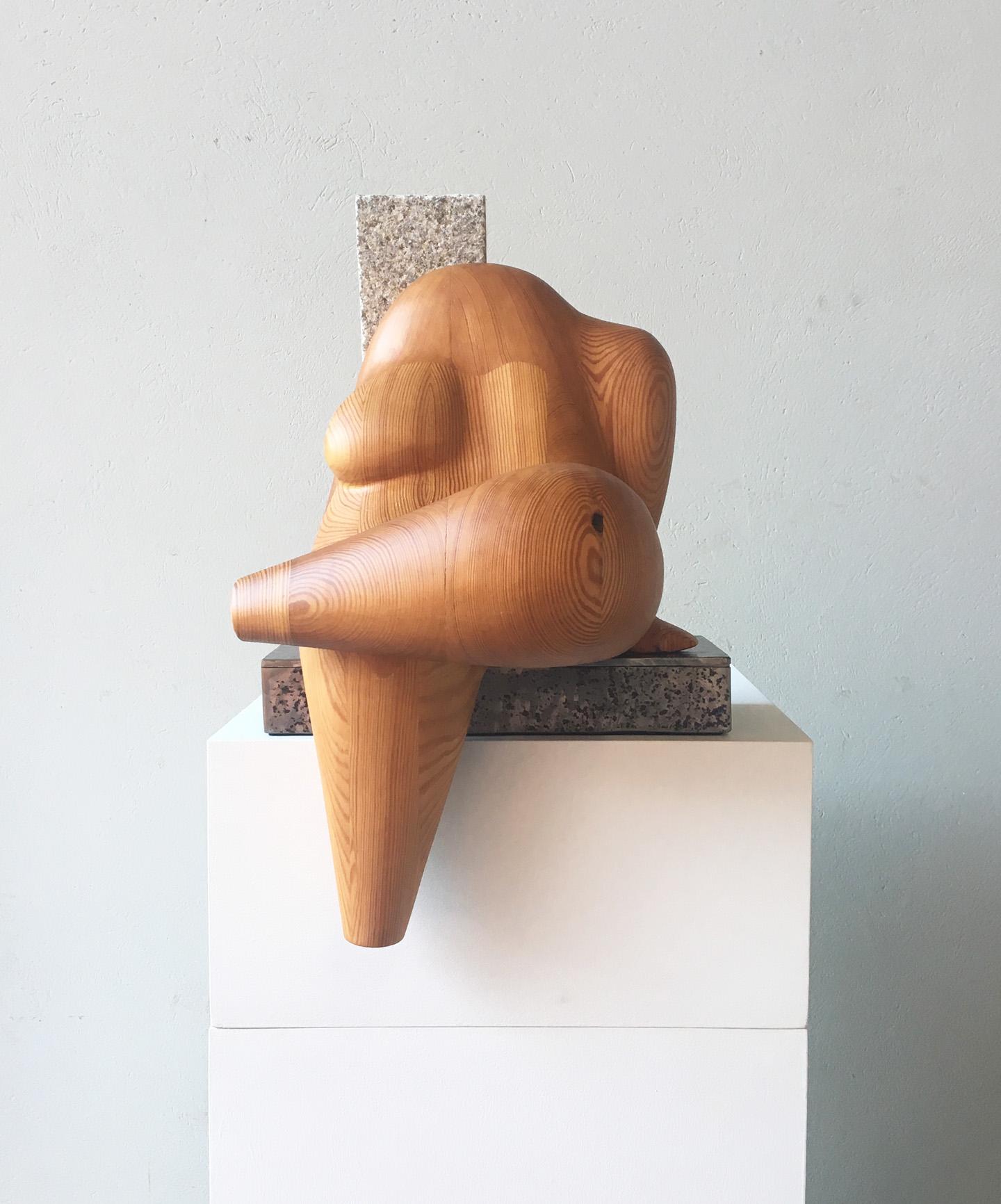 Mujer_5 (2018) - Juan Silva - Juansilva_escultor