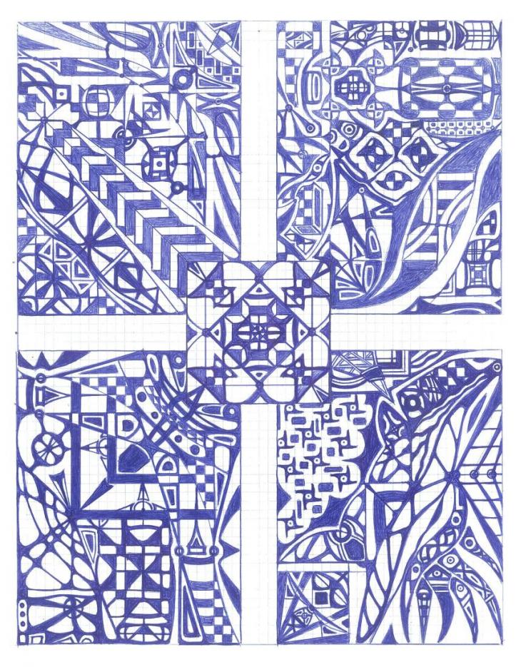 Azulejo andaluz (2017) - Francisco Quesada Benavente - Pachi Benavente