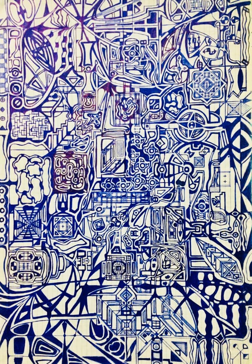 Genésis-caos (2014) - Francisco Quesada Benavente - Pachi Benavente