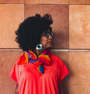 Mujer negra y cubana