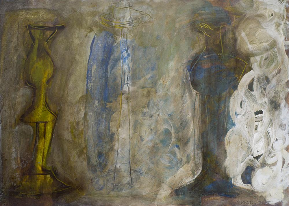 Bodegón V (2015) - Enrique Serrano Álamo